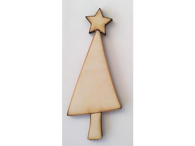 Δέντρο με αστέρι